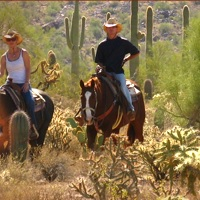 white stallion ranch horseback riding in az