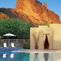 Sanctuary Camelback Mountain Resort and Spa unique romantic getaways in AZ