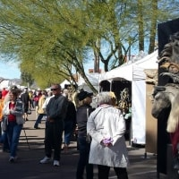 Gilbert Fine Art & Wine Festival Best Attractions in Arizona