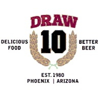 Draw 10 Bar & Grill Best Bars AZ