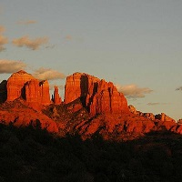 Red Rock Scenic Byway Sightseeing in AZ